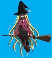 Wicked Witch of Mahora by shaoron
