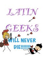 Latin May Be Dead, But...... by Sprinklecupcake