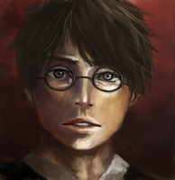 HP: Potter by AlaisL