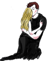 Tris and Four Divergent by pebbled