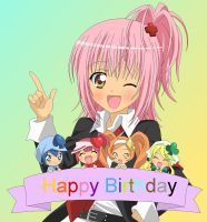 Happy birthday Mitsumi by Amu---Chii