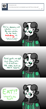 Ask the Sinful Seven! #1 by Smithuoso