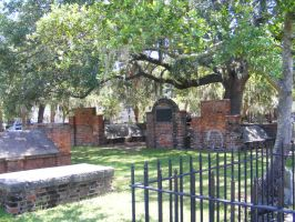 Cemetery 28 by DKD-Stock