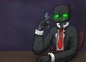 Little Alone Time ( giftart ) by PukingRainbow