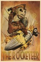 The Rocketeer by jss743