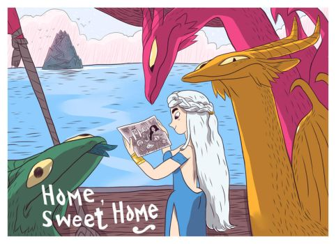 home sweet home by Bard-the-zombie
