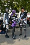 Mass Effect: EDI, Tali, Jack by SirDomPayne