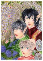 Pixie Brothers by Khallandra
