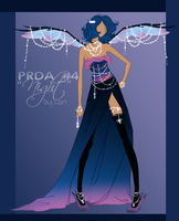 PRDA Design Four by loriofpandora