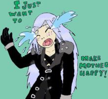 All sephiroth wants by SephycatedEveryNight