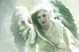 Calling All The Angels by Miss-deviantE