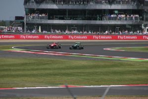 Formula 1 Silverstone by mimmime