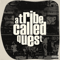A Tribe Called Quest Album Cover by LuchinoDA