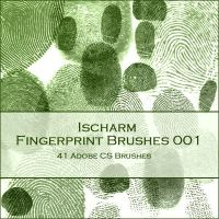 Ischarm Fingerprint Brushes by ischarm-stock