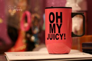 Oh My JUICY by softeno