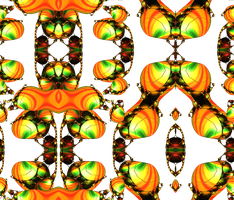 Lysergica Semitransparent Pattern 13 by PhotoComix2