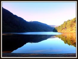 Glendalough lake by YannosGATO