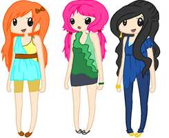 My Little.. People?!! Adoptables! - CLOSED by MyLilAdoptables