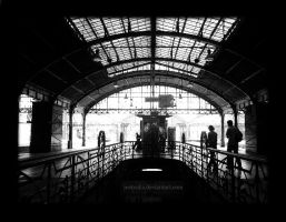 Railway station 26 by Justynka