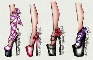 Heels by AlirizaDesign