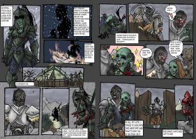 Skyrim:TCG prologue-life by LaDarkA117