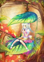 Tales lullaby by loxsiana