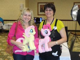 Andrea Libman and Whitedove by WhiteDove-Creations