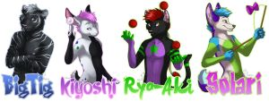 RMFC 2011 Badge Pre-Orders by Idess