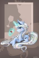 Ice Heart by Wilvarin-Liadon