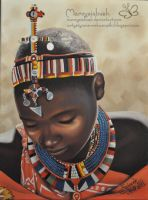 The Masai reverie by Marcysiabush