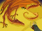 In the lair of Smaug WIP2 by Norloth