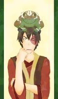 Prince Zuko and the Frog by ICowo