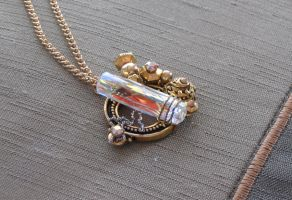 Great Zero mini pendant view 2 by HylianJean