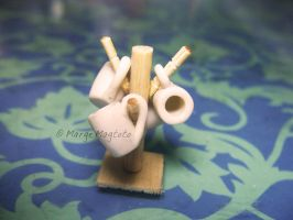 Miniature Cup Stand by margemagtoto