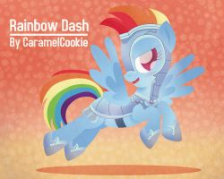 Armor Dash by CaramelCookie