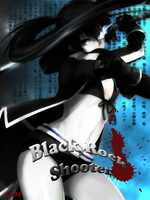 Black Rock Shooter poster by Romille