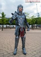 23rd May MCM LON ESO Emperors' Armour by TPJerematic