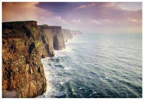 Cliffs Of Moher by Moggen2