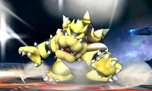 YOU THOUGHT IT WAS BOWSER, BUT IT WAS ME...DIO! by EvoDeus