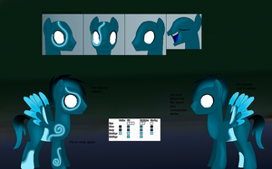 Waterborn refsheet by Maniactheleader