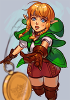 Linkle by Carcoiatto