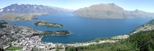 Queenstown, New Zealand 3 by SquirrelGirl111