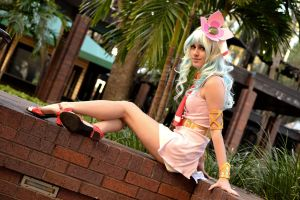 Nia Cosplay by leppa-berry