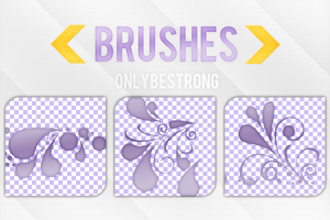 +Pack de Brushes by onlybestrong