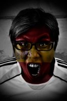 world cup face 4 by Ronaldwei