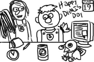 Happy DHMIS Day by MissLuckychan29