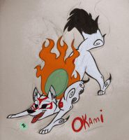 OKAMI by water-wing