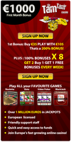 Casino Offer Email by mangion