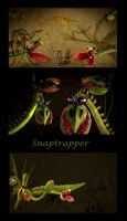 Snaptrapper Dragon by AtraVerum