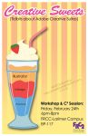 Creative Sweets Poster by crezebart